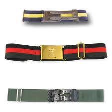 Stable Belt or Web Belt