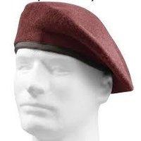 Woolen Beret Cap