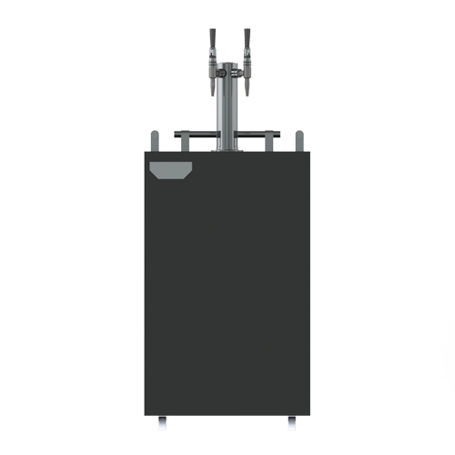 Commercial Coffee Kegerator 2 tap with infusion technology