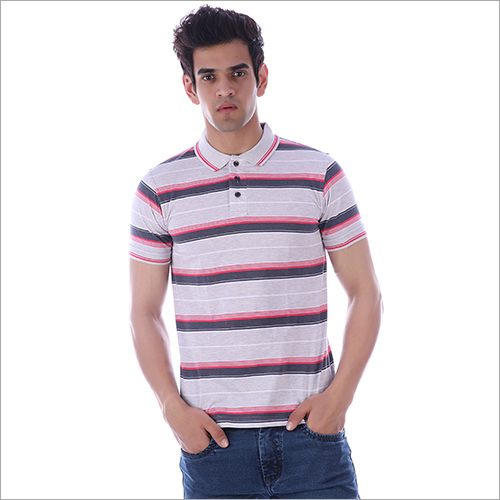 Casual Collar Half Sleeve T-Shirt