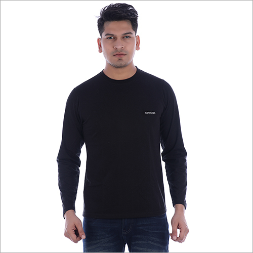 Mens Round Color T-Shirt