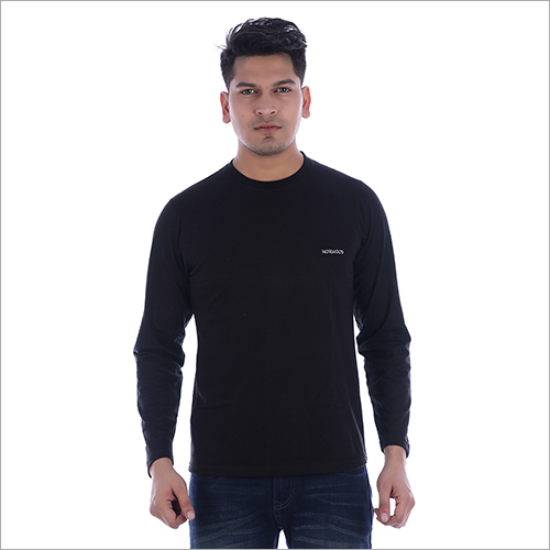 Mens Black Sweatshirt