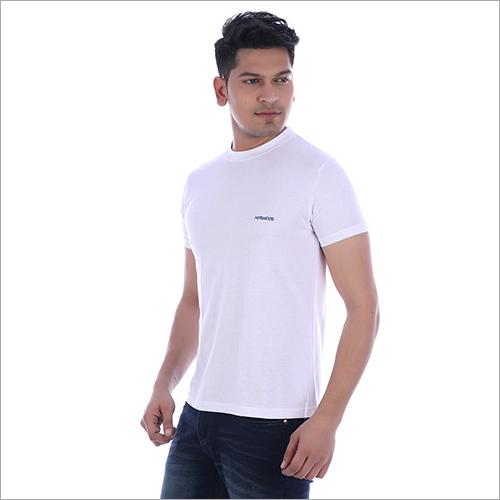 Mens White T-Shirt