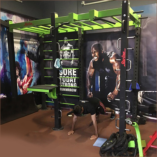 Cross Fit Climbing Machine