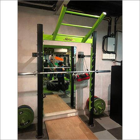 KP Squat Machine