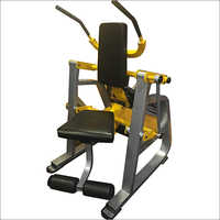 Ab Machine Plate Loaded