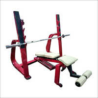 Olympic 3  in 1 Bench Press