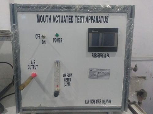 DURABILITY OF MOUTH ACTUATED TESTER