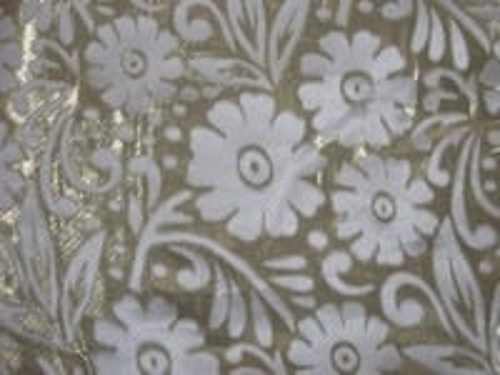 Nylon Satin/Sateen Brasso Fabric