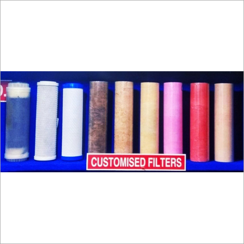 Melamine Bonded Cellulose Cartridges