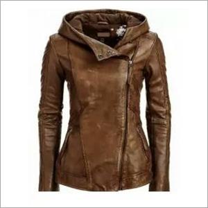 Mens Full Sleeve Leather Jackets