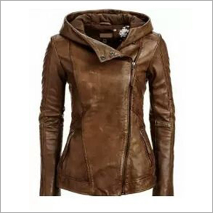 Mens Full Sleeve Leather Jackets