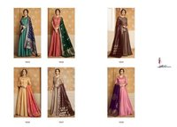 DESIGNER GOWN WITH BANARASI DUPATTA
