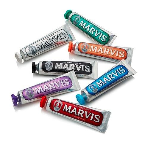 MARVIS Dentif Cinnamon Toothpaste 75ml