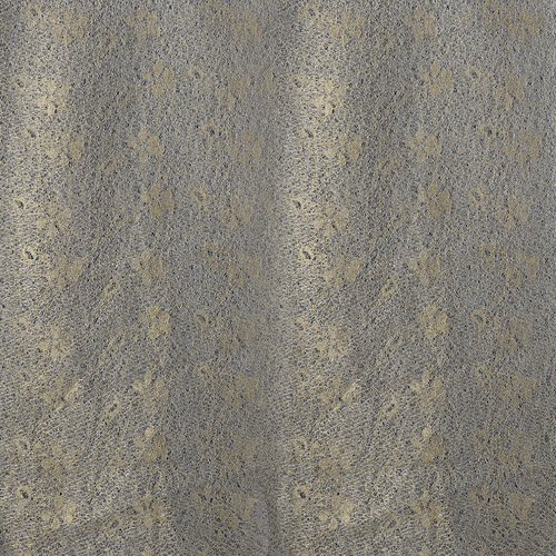 Nylon Chanderi Jari Jacquard Fabric