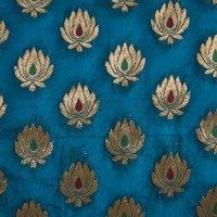 Nylon X Viscose Jari Jacquard Fabric