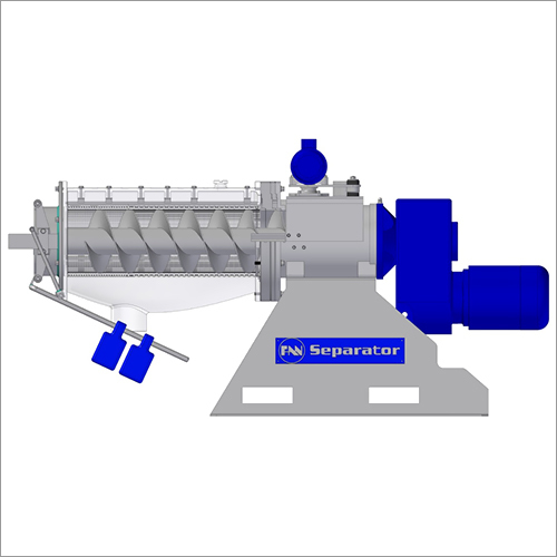 Press Screw Separator