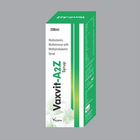 Multivitamin  Methylcobalamin Syrup