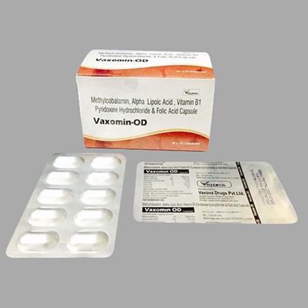Methycolamin Hydrochloride Folic Acid Capsule