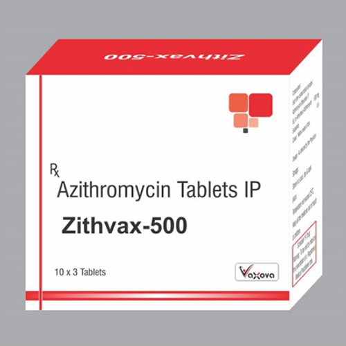 Azithromycin IP Tablets