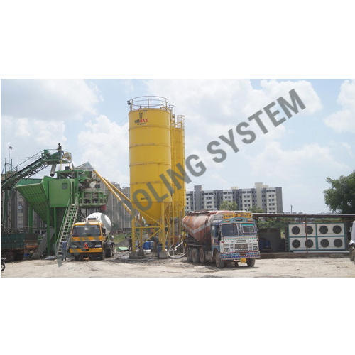 RMC Water Chilling Plant