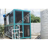 Semi Automatic Water Chiller