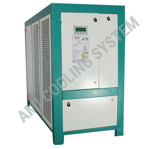 Automatic Water Chiller With GSM System