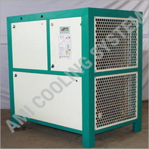 Water Chiller With GSM Systems