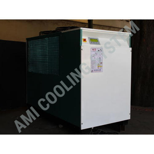 Water Chilling Machine With GSM System
