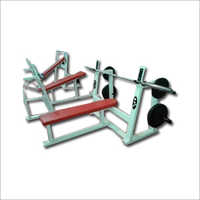 Commercial Olympic Flat Bench