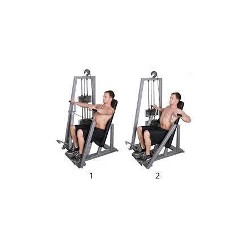 Seated Chest Press