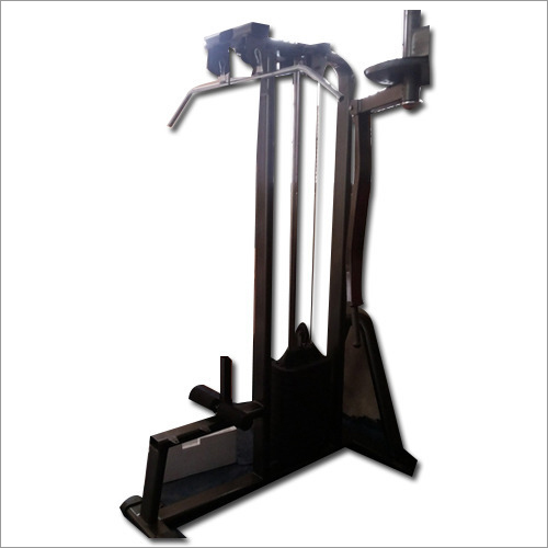 High Lat Pulley Equipment