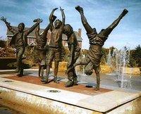 Figurative Statue