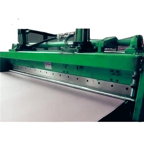 Automatic Flat Cardboard slip sheet Machine