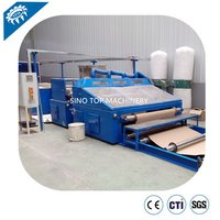 1800 Inverted Honeycomb Corrugation Core Machine