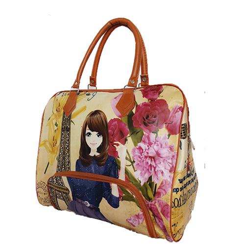 Ladies Printed Handbag