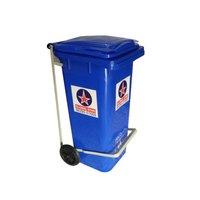 Plastic Pedal Dustbin 120 Ltr