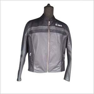 Mens Leather Sports Jacket