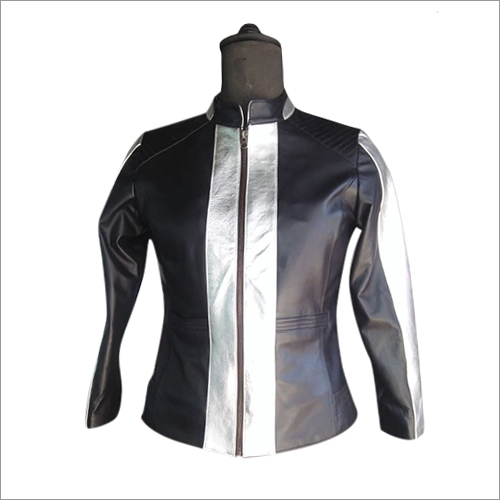 Stylish Ladies Leather Jacket
