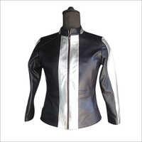 Stylish Ladies Leather Jacket