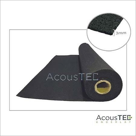 Acoustic Underlay