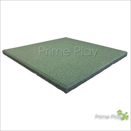 Outdoor Rubber Flooring