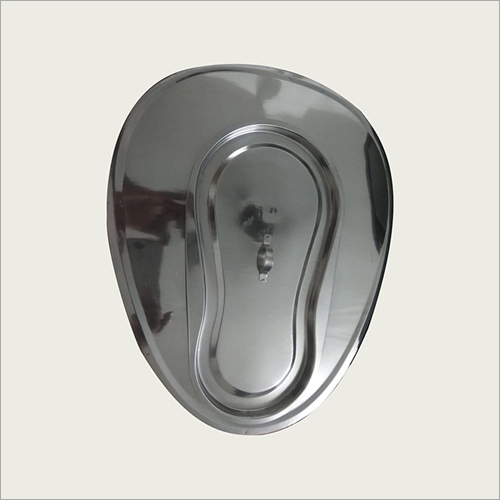 Stainless Steel Female Bed Pan