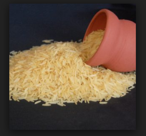 Pusa Basmati Golden Rice