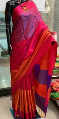 Stylish Casual Soft Silk Saree Collection