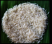 Sharbati Steam Rice
