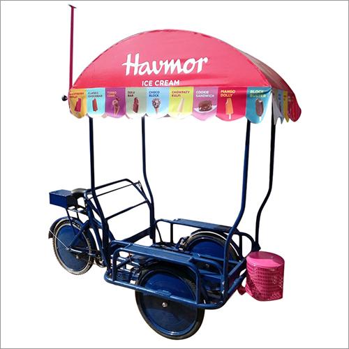 Portable Ice Cream Cart