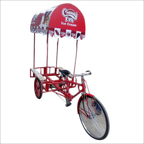 Tricycle Ice Cream Cart