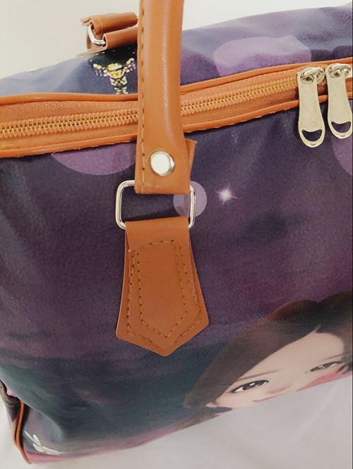 Ladies Digital Printed Bag