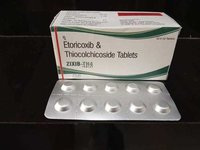 Etoricoxib Thicolchicosede Tablets